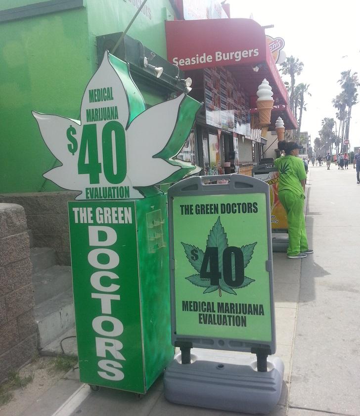 greendr LA