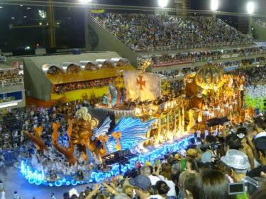 Rio sambodromo